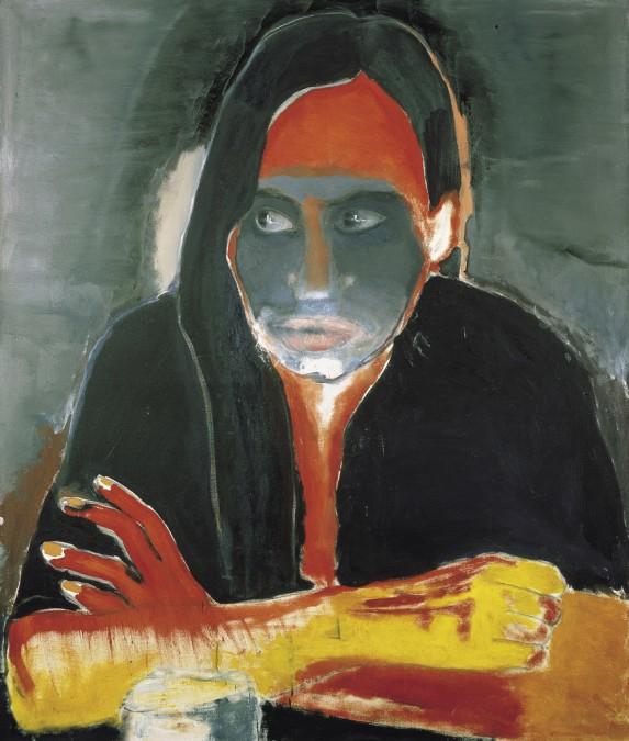 marlene-dumas-genetiese-heimwee-genetic-longing-1984